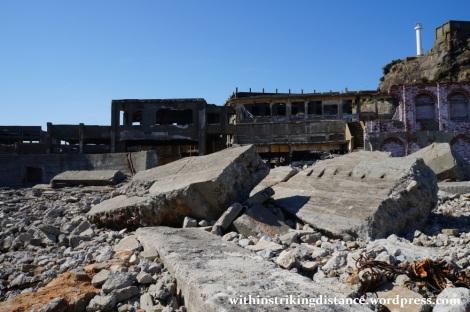 26Mar15 009 Japan Kyushu Nagasaki Hashima Gunkanjima Battleship Island