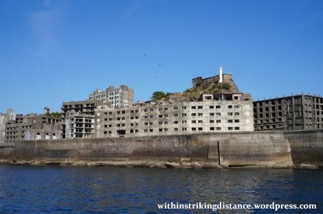 26Mar15 022 Japan Kyushu Nagasaki Hashima Gunkanjima Battleship Island