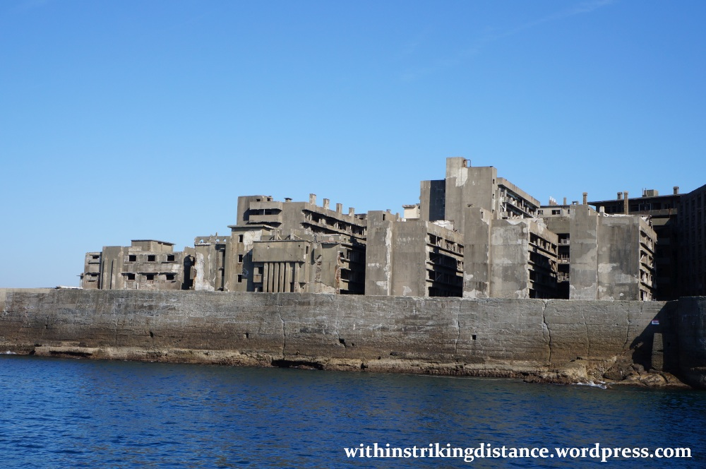 Field Report: Gunkanjima, Nagasaki, Japan (26 March 2015)  Within striking d...
