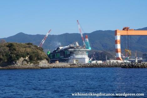 26Mar15 028 Japan Kyushu Nagasaki Hashima Gunkanjima Mitsubishi Koyagi AIDAprima
