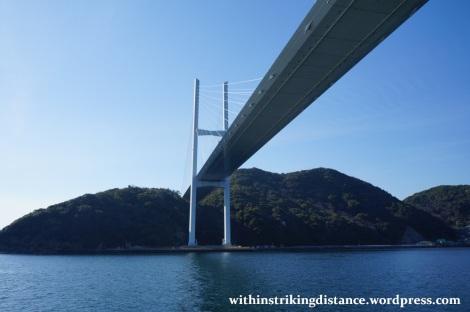 26Mar15 030 Japan Kyushu Nagasaki Hashima Gunkanjima Megami Bridge