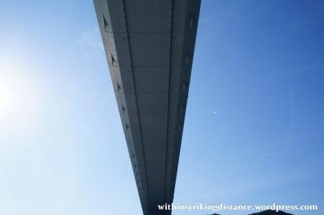 26Mar15 031 Japan Kyushu Nagasaki Hashima Gunkanjima Megami Bridge
