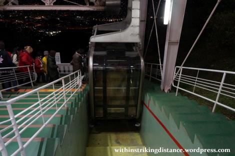 26Mar15 001 Japan Kyushu Nagasaki Ropeway Mount Inasa Night View