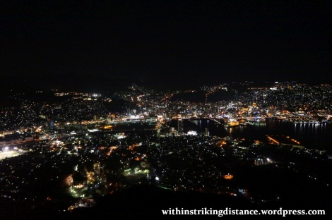 26Mar15 004 Japan Kyushu Nagasaki Mount Inasa Night View