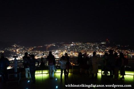 26Mar15 005 Japan Kyushu Nagasaki Mount Inasa Night View Observation Deck