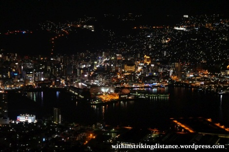 26Mar15 006 Japan Kyushu Nagasaki Mount Inasa Night View