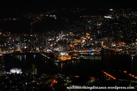 26Mar15 006 Japan Kyushu Nagasaki Mount Inasa Night View