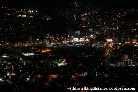 26Mar15 007 Japan Kyushu Nagasaki Mount Inasa Night View