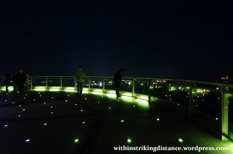 26Mar15 008 Japan Kyushu Nagasaki Mount Inasa Night View Observation Deck
