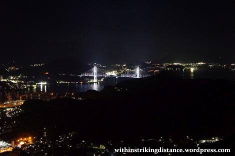 26Mar15 009 Japan Kyushu Nagasaki Mount Inasa Night View
