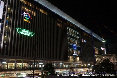 27Mar15 001 Japan JR Kyushu Hakata Station Fukuoka