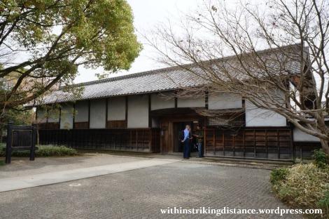 27Mar15 001 Japan Kyushu Kumamoto Kyu Hosokawa Gyobutei