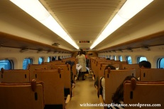27Mar15 002 Japan JR Kyushu 800 Series Shinkansen Tsubame