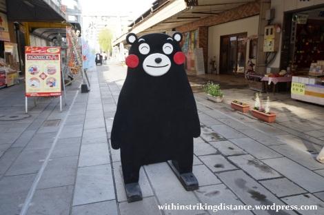 27Mar15 002 Japan Kyushu Kumamoto Suizenji Jojuen Garden Kumamon