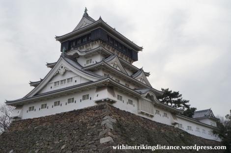 27Mar15 004 Japan Kyushu Kitakyushu Kokura Castle