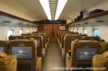 27Mar15 005 Japan JR Kyushu N700-8000 Series Shinkansen Train Sakura Reserved Ordinary Car