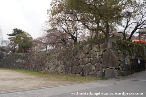 27Mar15 006 Japan Kyushu Kitakyushu Kokura Castle