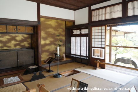 27Mar15 009 Japan Kyushu Kumamoto Kyu Hosokawa Gyobutei