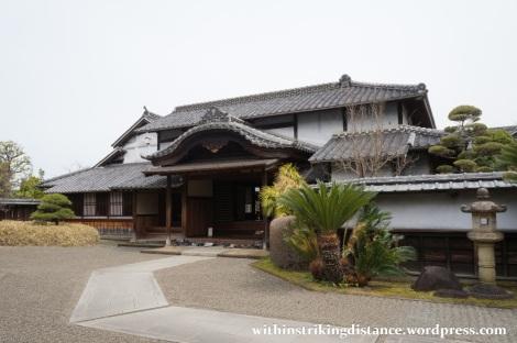 27Mar15 020 Japan Kyushu Kumamoto Kyu Hosokawa Gyobutei