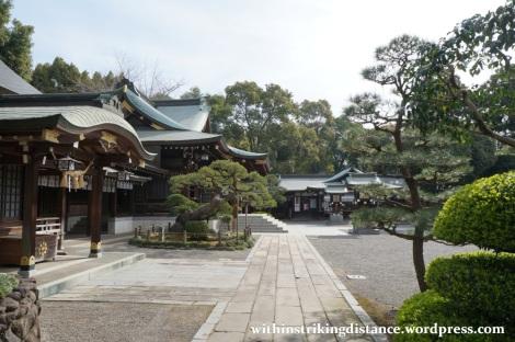27Mar15 022 Japan Kyushu Kumamoto Suizenji Jojuen Garden Shinto Shrine