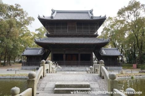 28Mar15 003 Japan Kyushu Fukuoka Shofukuji Temple