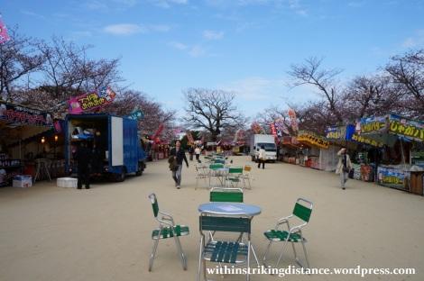 28Mar15 015 Japan Kyushu Fukuoka Castle Maizuru Ohori Park Sakura Cherry Blossom