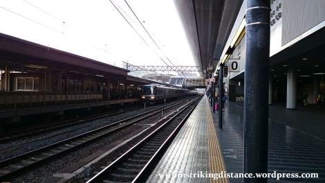 28Jun15 002 Japan Honshu Kyoto Station Platform Zero 0