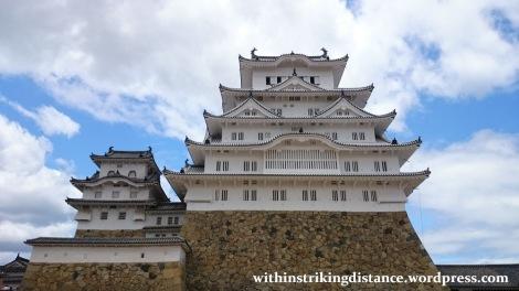 28Jun15 007 Japan Honshu Himeji Castle