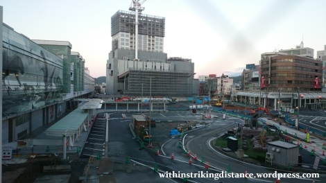 29Jun15 001 Japan Honshu JR West Fukui Station