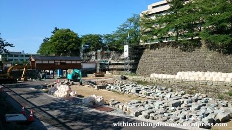 29Jun15 007 Japan Honshu Fukui Castle