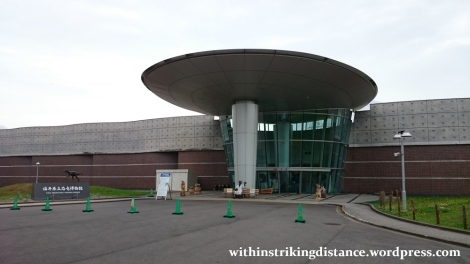 30Jun15 001 Japan Honshu Fukui Prefectural Dinosaur Museum