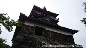 30Jun15 002 Japan Honshu Fukui Sakai Maruoka Castle