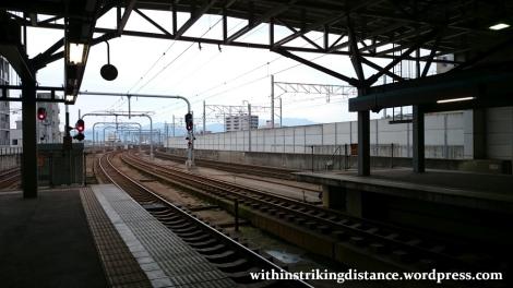 30Jun15 002 Japan Honshu Fukui Station JR West