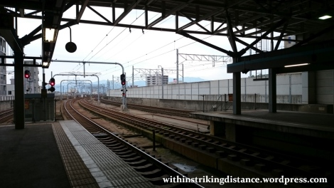 30Jun15 002 Japan Honshu Fukui Station JR West