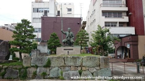 30Jun15 003 Japan Honshu Fukui Kitanosho Castle