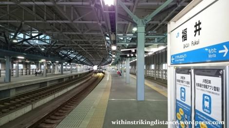 30Jun15 003 Japan Honshu Fukui Station JR West
