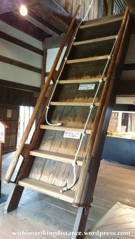 30Jun15 005 Japan Honshu Fukui Sakai Maruoka Castle