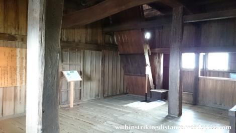 30Jun15 006 Japan Honshu Fukui Sakai Maruoka Castle
