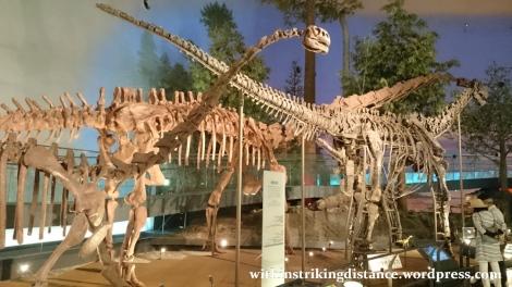 30Jun15 009 Japan Honshu Fukui Prefectural Dinosaur Museum