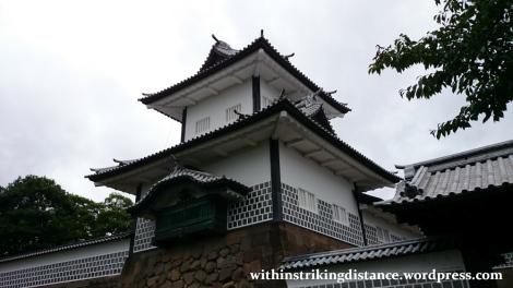 01Jul15 001 Japan Honshu Ishikawa Kanazawa Castle