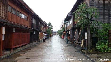 01Jul15 001 Japan Honshu Ishikawa Kanazawa Nishi Chaya Gai District