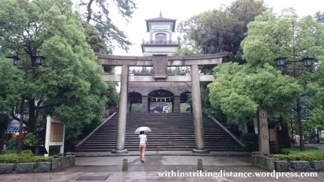 01Jul15 001 Japan Honshu Ishikawa Kanazawa Oyama Jinja Shrine