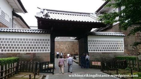 01Jul15 002 Japan Honshu Ishikawa Kanazawa Castle