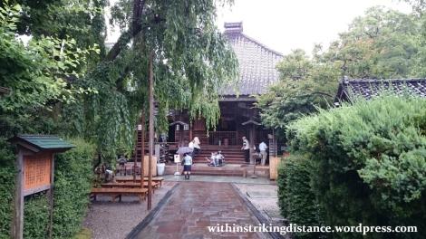 01Jul15 002 Japan Honshu Ishikawa Kanazawa Myoryuji Ninjadera Temple