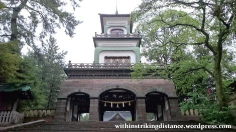 01Jul15 002 Japan Honshu Ishikawa Kanazawa Oyama Jinja Shrine