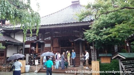 01Jul15 003 Japan Honshu Ishikawa Kanazawa Myoryuji Ninjadera Temple