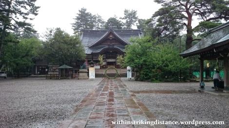 01Jul15 003 Japan Honshu Ishikawa Kanazawa Oyama Jinja Shrine