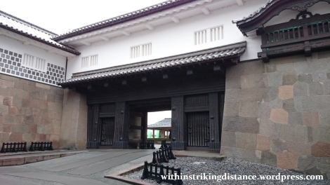 01Jul15 004 Japan Honshu Ishikawa Kanazawa Castle