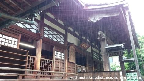 01Jul15 004 Japan Honshu Ishikawa Kanazawa Myoryuji Ninjadera Temple