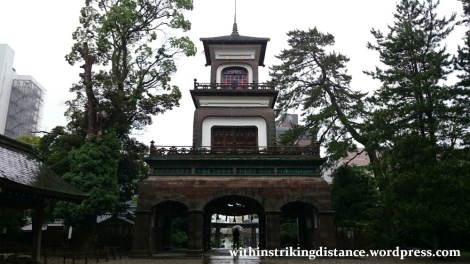 01Jul15 004 Japan Honshu Ishikawa Kanazawa Oyama Jinja Shrine